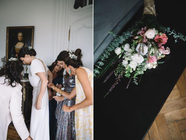 Le mariage de Guillaume et Camille à Salbris, Loir-et-Cher 20