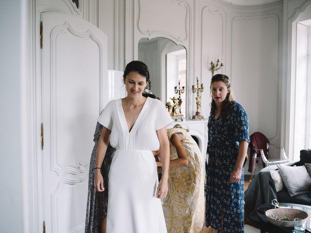 Le mariage de Guillaume et Camille à Salbris, Loir-et-Cher 21