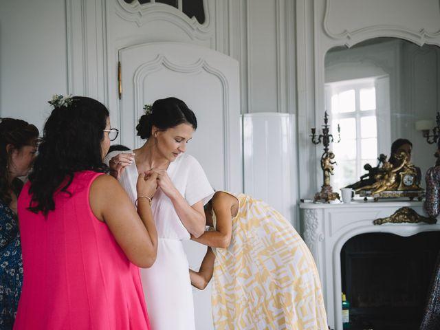 Le mariage de Guillaume et Camille à Salbris, Loir-et-Cher 22
