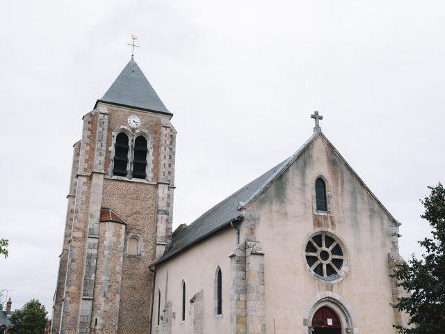 Le mariage de Guillaume et Camille à Salbris, Loir-et-Cher 31