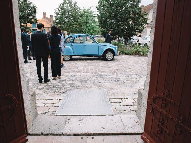 Le mariage de Guillaume et Camille à Salbris, Loir-et-Cher 32