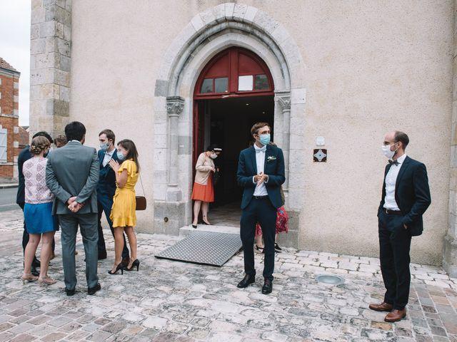 Le mariage de Guillaume et Camille à Salbris, Loir-et-Cher 35