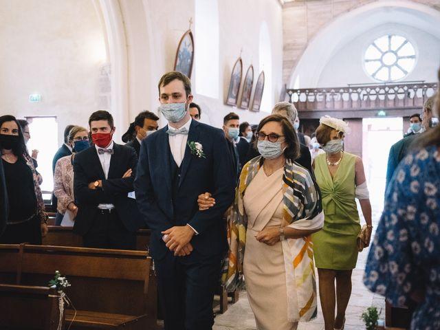 Le mariage de Guillaume et Camille à Salbris, Loir-et-Cher 41