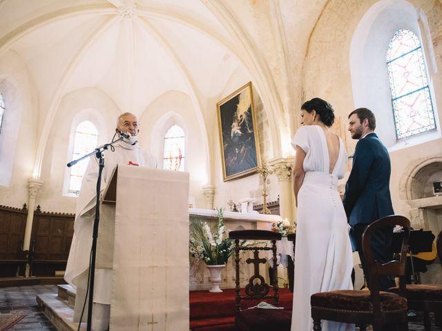 Le mariage de Guillaume et Camille à Salbris, Loir-et-Cher 43