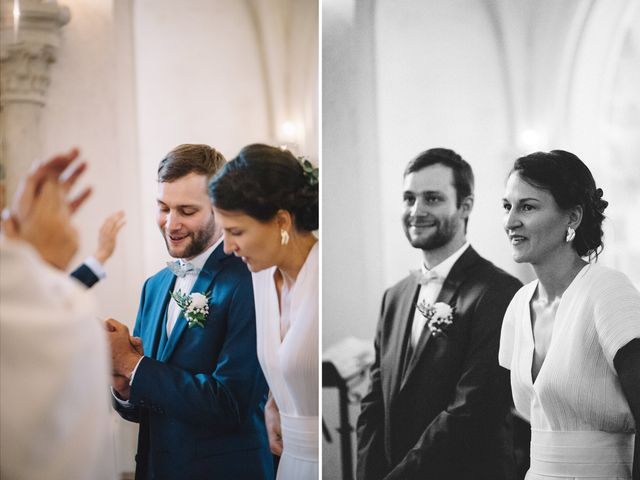 Le mariage de Guillaume et Camille à Salbris, Loir-et-Cher 46