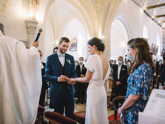 Le mariage de Guillaume et Camille à Salbris, Loir-et-Cher 47