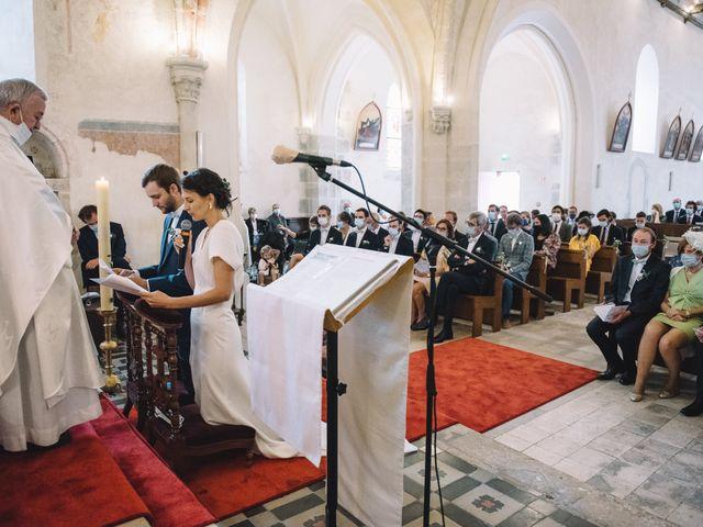 Le mariage de Guillaume et Camille à Salbris, Loir-et-Cher 48