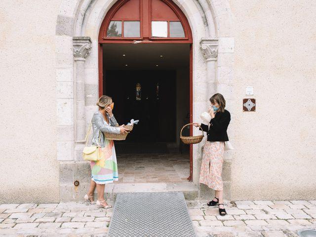 Le mariage de Guillaume et Camille à Salbris, Loir-et-Cher 50
