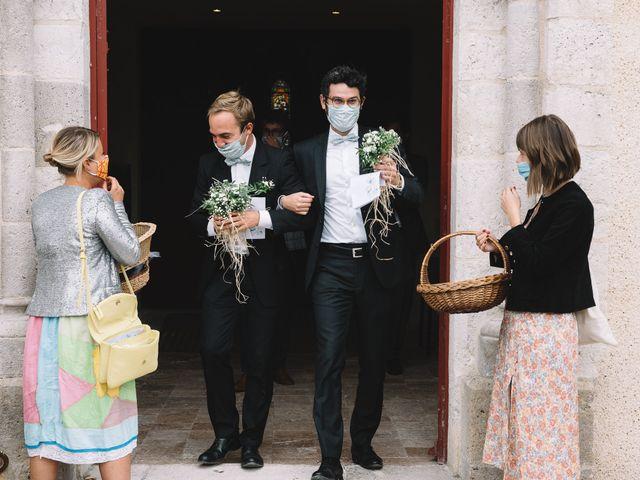 Le mariage de Guillaume et Camille à Salbris, Loir-et-Cher 53