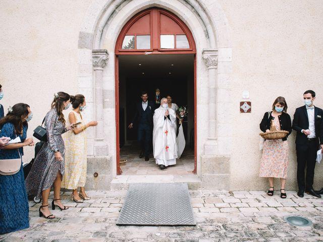 Le mariage de Guillaume et Camille à Salbris, Loir-et-Cher 54