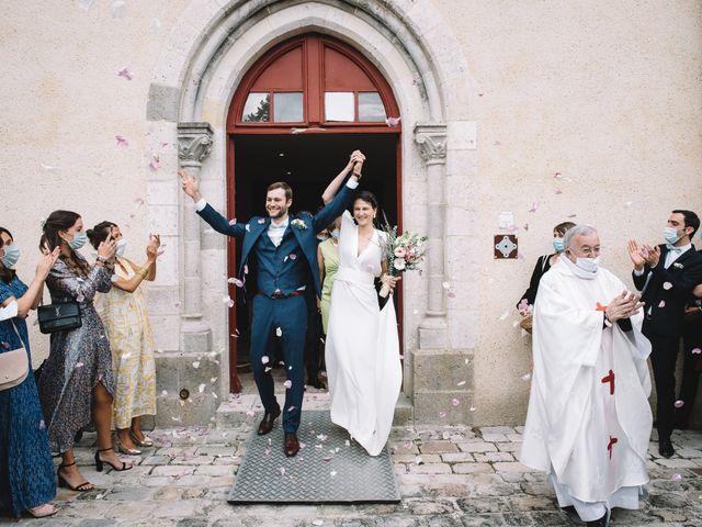 Le mariage de Guillaume et Camille à Salbris, Loir-et-Cher 55