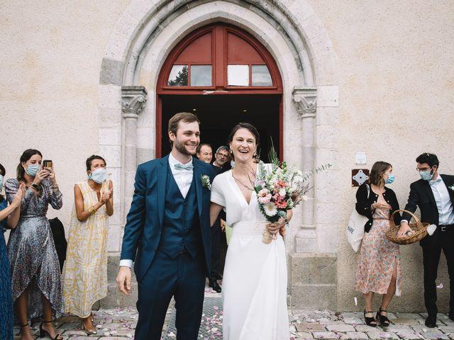 Le mariage de Guillaume et Camille à Salbris, Loir-et-Cher 56