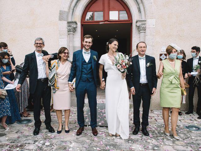 Le mariage de Guillaume et Camille à Salbris, Loir-et-Cher 57