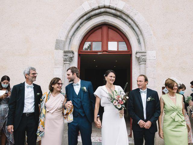 Le mariage de Guillaume et Camille à Salbris, Loir-et-Cher 58