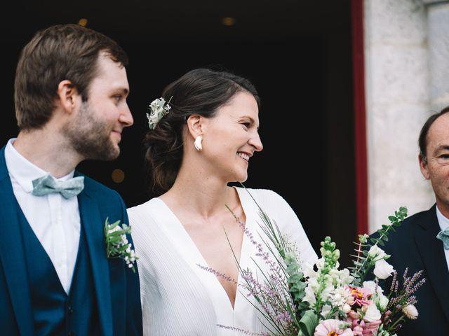 Le mariage de Guillaume et Camille à Salbris, Loir-et-Cher 60