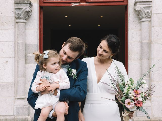 Le mariage de Guillaume et Camille à Salbris, Loir-et-Cher 62