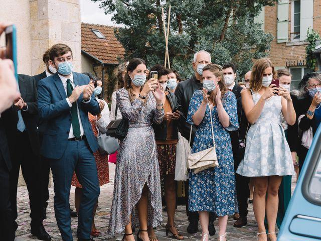 Le mariage de Guillaume et Camille à Salbris, Loir-et-Cher 65