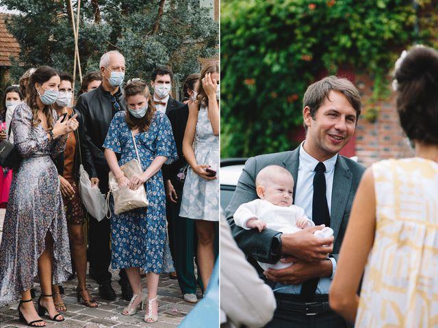 Le mariage de Guillaume et Camille à Salbris, Loir-et-Cher 66