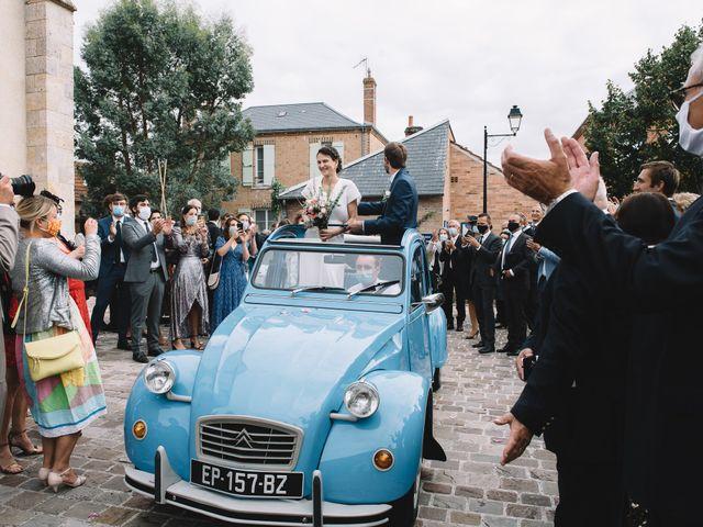 Le mariage de Guillaume et Camille à Salbris, Loir-et-Cher 67