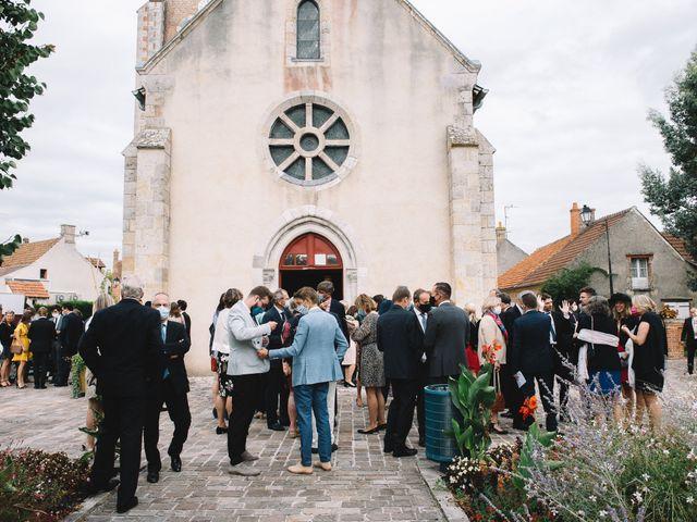 Le mariage de Guillaume et Camille à Salbris, Loir-et-Cher 69
