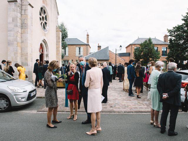 Le mariage de Guillaume et Camille à Salbris, Loir-et-Cher 71