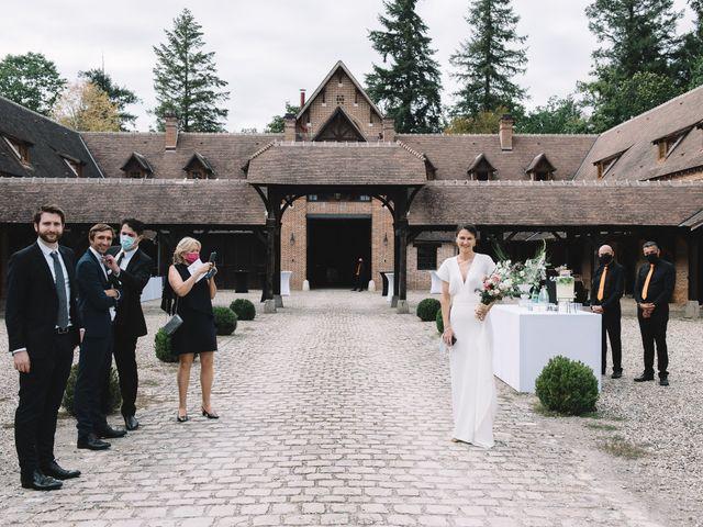 Le mariage de Guillaume et Camille à Salbris, Loir-et-Cher 73