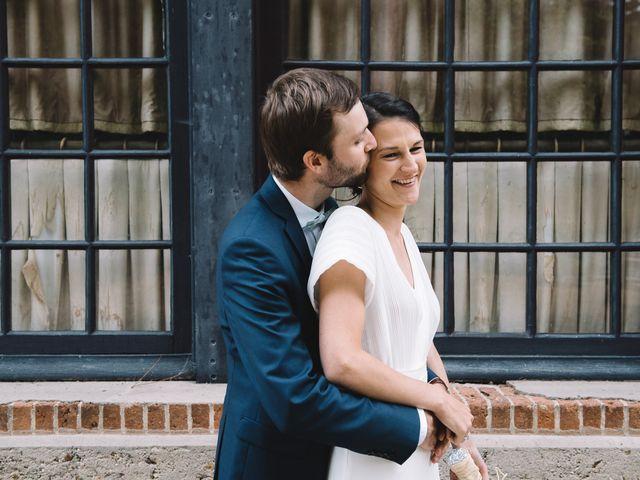 Le mariage de Guillaume et Camille à Salbris, Loir-et-Cher 75