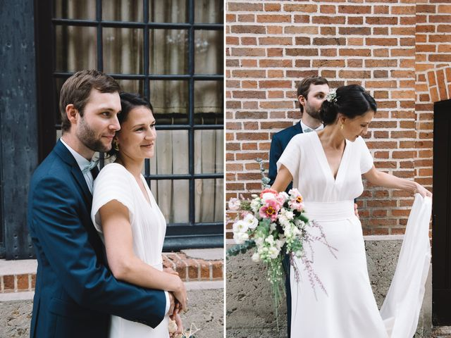 Le mariage de Guillaume et Camille à Salbris, Loir-et-Cher 76