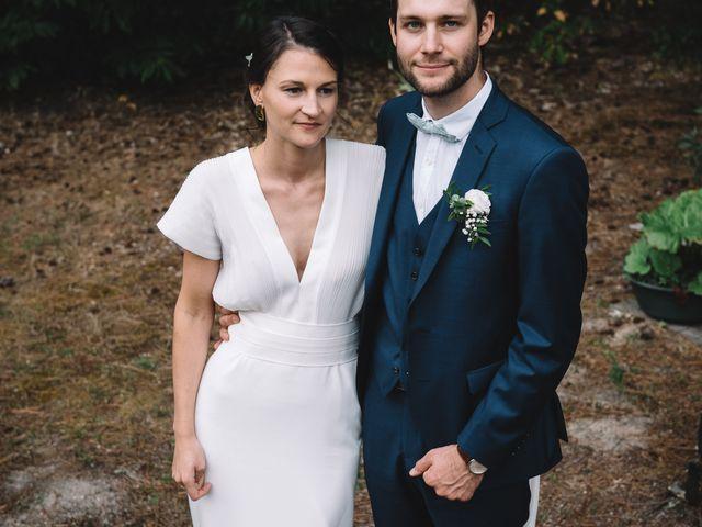 Le mariage de Guillaume et Camille à Salbris, Loir-et-Cher 79