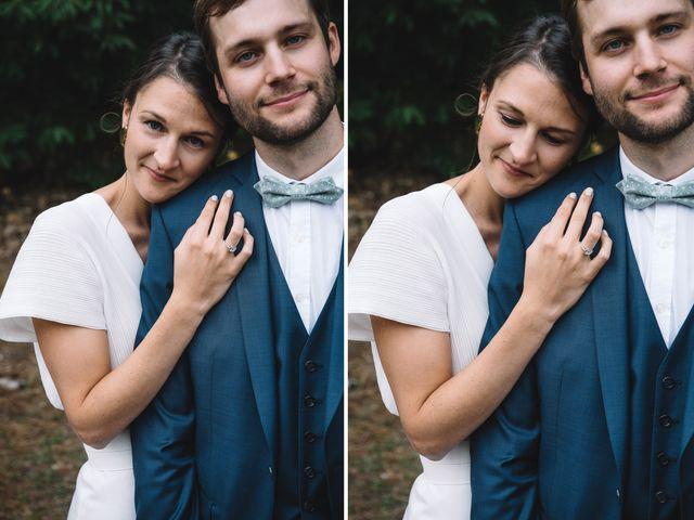 Le mariage de Guillaume et Camille à Salbris, Loir-et-Cher 82