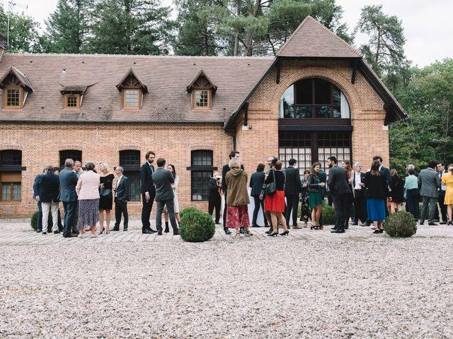 Le mariage de Guillaume et Camille à Salbris, Loir-et-Cher 91