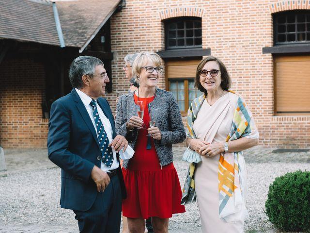 Le mariage de Guillaume et Camille à Salbris, Loir-et-Cher 104