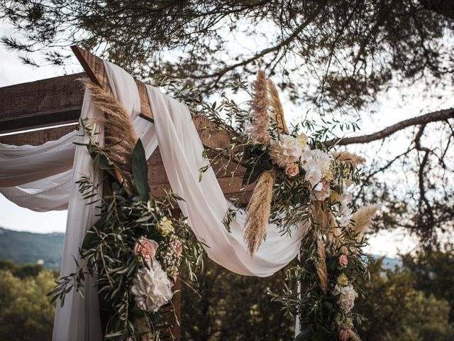 Le mariage de Xavier et Eva à Allauch, Bouches-du-Rhône 13