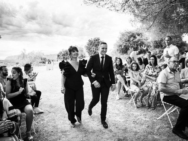 Le mariage de Xavier et Eva à Allauch, Bouches-du-Rhône 14