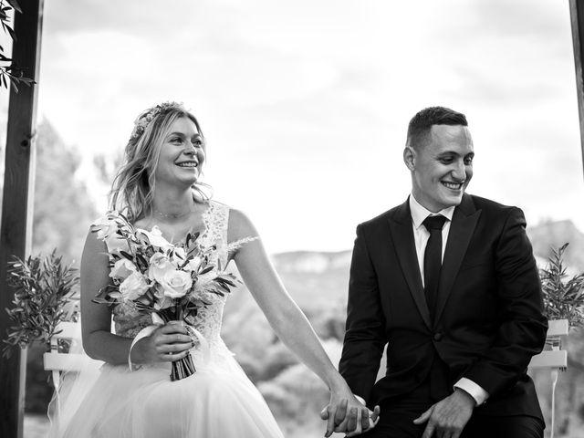 Le mariage de Xavier et Eva à Allauch, Bouches-du-Rhône 19
