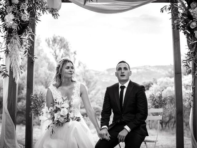 Le mariage de Xavier et Eva à Allauch, Bouches-du-Rhône 20