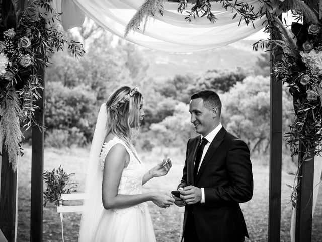 Le mariage de Xavier et Eva à Allauch, Bouches-du-Rhône 24