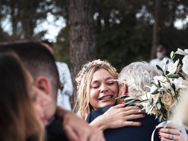 Le mariage de Xavier et Eva à Allauch, Bouches-du-Rhône 25