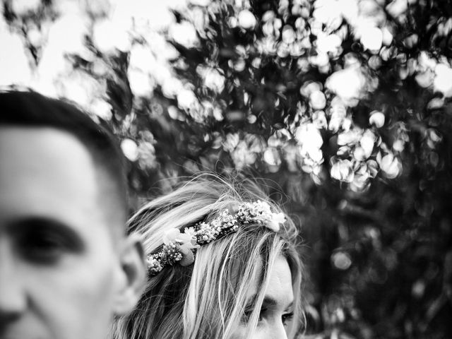 Le mariage de Xavier et Eva à Allauch, Bouches-du-Rhône 31