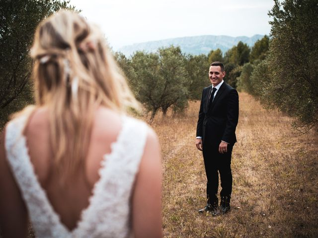Le mariage de Xavier et Eva à Allauch, Bouches-du-Rhône 32