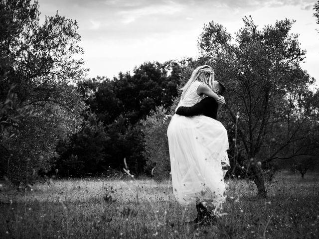 Le mariage de Xavier et Eva à Allauch, Bouches-du-Rhône 33