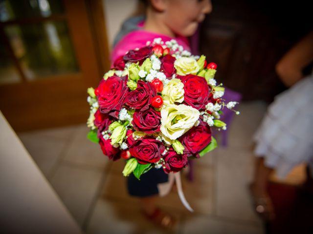 Le mariage de Mathias et Sabrina à Vénès, Tarn 2