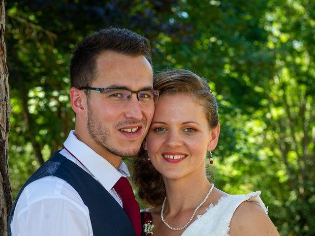 Le mariage de Mathias et Sabrina à Vénès, Tarn 4