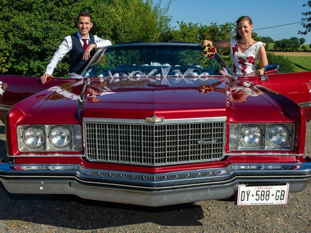 Le mariage de Mathias et Sabrina à Vénès, Tarn 5