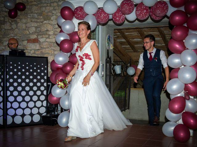Le mariage de Mathias et Sabrina à Vénès, Tarn 17