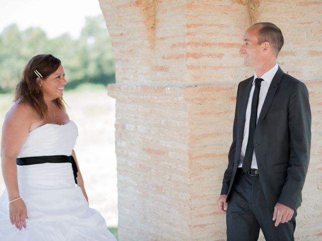 Le mariage de Laurent et Séverine à Gaillac, Tarn 7