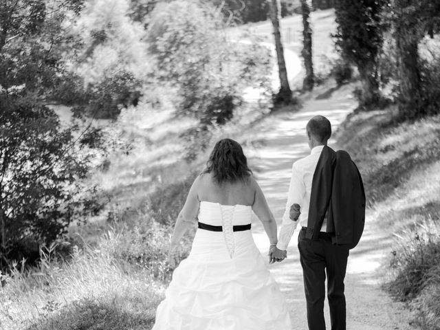 Le mariage de Laurent et Séverine à Gaillac, Tarn 9