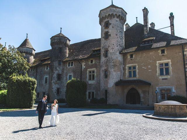 Le mariage de Alexandre et Sara à Thonon-les-Bains, Haute-Savoie 8