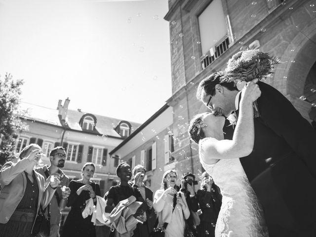 Le mariage de Alexandre et Sara à Thonon-les-Bains, Haute-Savoie 17