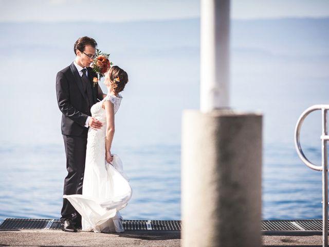 Le mariage de Alexandre et Sara à Thonon-les-Bains, Haute-Savoie 21